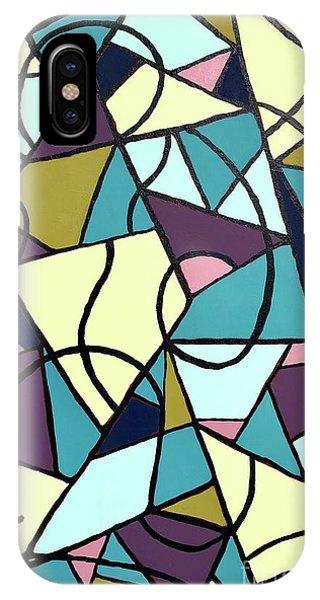 Composition #22 IPhone Case