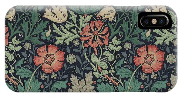 Art And Craft iPhone Case - Compton by William Morris