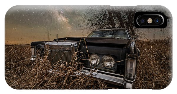 Lincoln Continental iPhone Case - Continental  by Aaron J Groen
