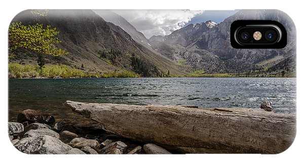 Sierra Nevada iPhone Case - Convict Lake by Cat Connor