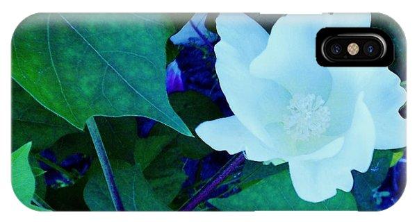 Cotton Blossom IPhone Case