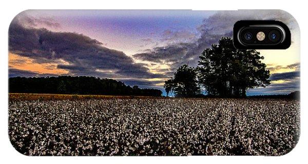 Cotton Patch  IPhone Case