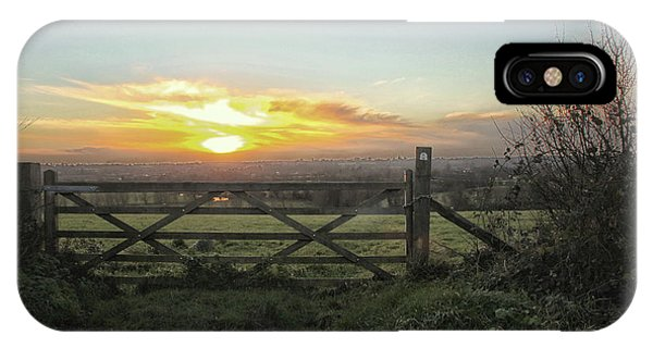 English Countryside iPhone Case - Countryside by Martin Newman
