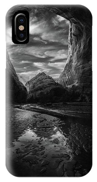 IPhone Case featuring the photograph Coyote Gulch by Dustin LeFevre