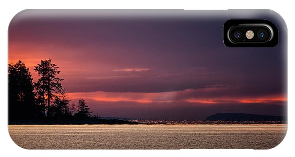 Craig Bay Sunset IPhone Case