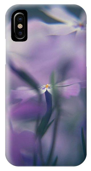 Creeping Phlox IPhone Case