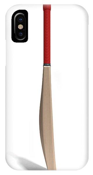 Cricket Bat IPhone Case