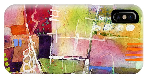 Cross iPhone Case - Crossroads by Hailey E Herrera