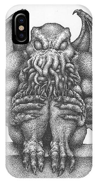 Cthulhu Idol IPhone Case