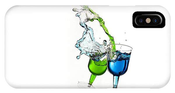 Dancing Drinks IPhone Case