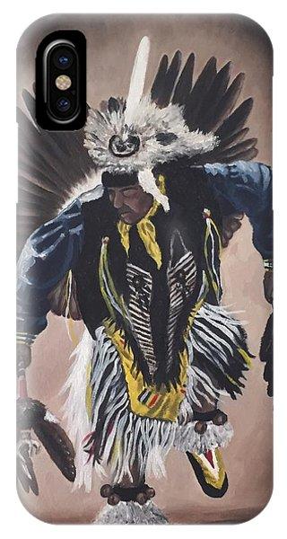 Dancing In The Spirit  IPhone Case