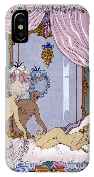 Dangerous Liaisons IPhone Case