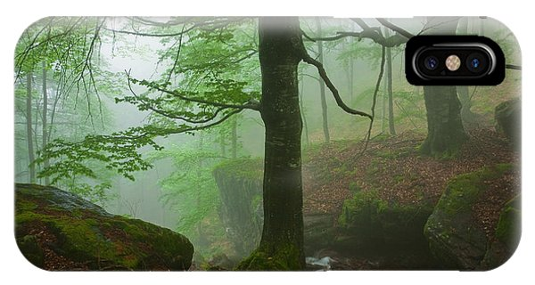 Dark Forest IPhone Case