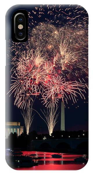 Dc 4th Of July IPhone Case