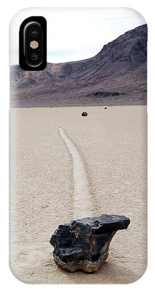 Death Valley Racetrack IPhone Case