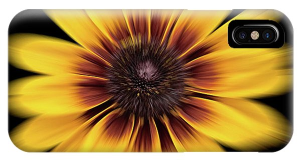 IPhone Case featuring the photograph Denver Daisy by Ann Jacobson