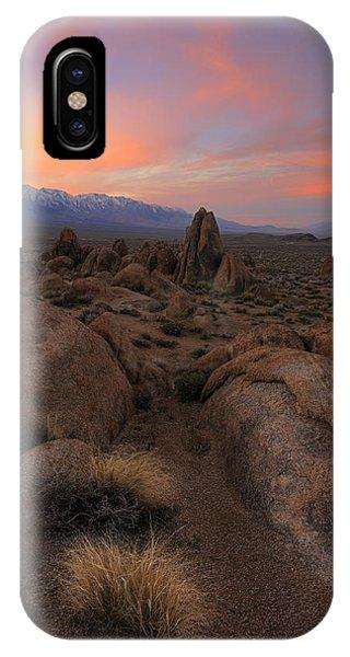 Desert Dreaming IPhone Case