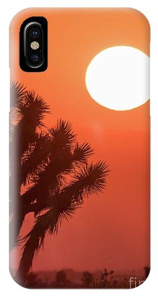 Desert Sunrise IPhone Case