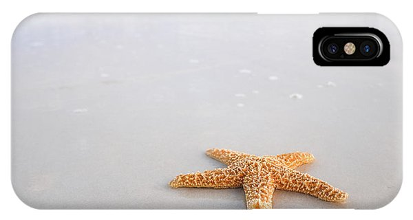 Destin Florida Miramar Beach Starfish IPhone Case