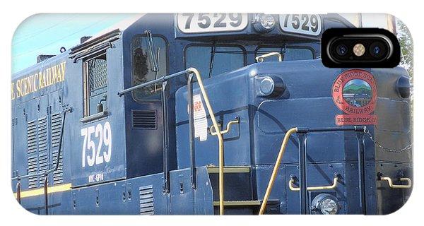 Diesel Engline Train IPhone Case