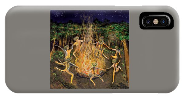 Dnitf Cd Cover IPhone Case