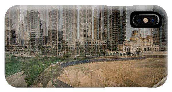 Dubai Marina  IPhone Case