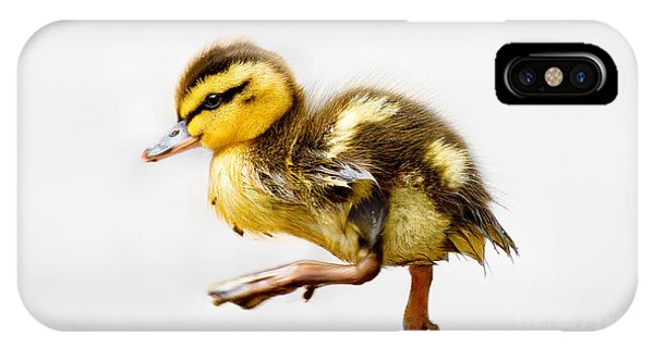 Duckling Parade IPhone Case