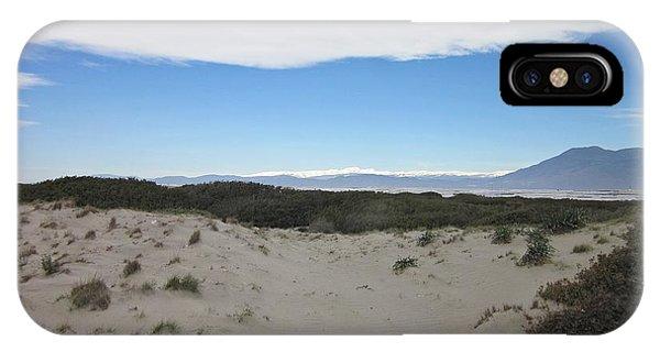 Dune In Roquetas De Mar IPhone Case