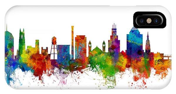 Durham City Iphone Cases Fine Art America