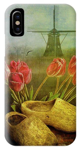 Dutch Heritage IPhone Case