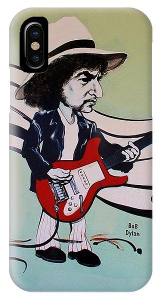 iPhone Case - Dylan by Rob Hans