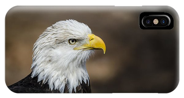 Eagle Profile IPhone Case