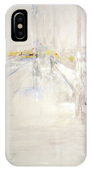 Early Winter In Manhattan IPhone Case