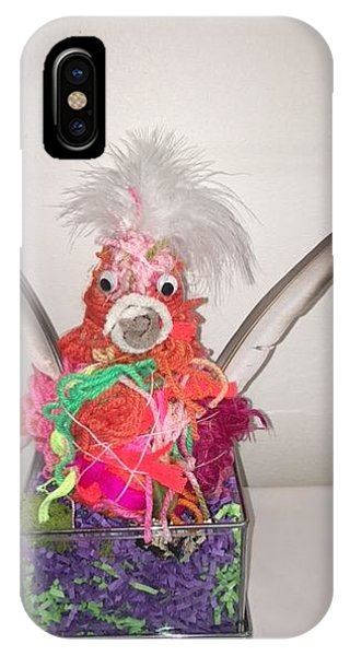 Sold Funky Chicken IPhone Case