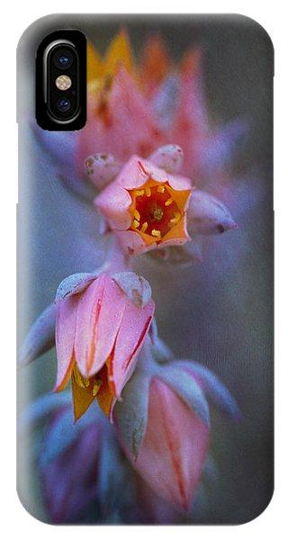 Echeveria Flowers IPhone Case