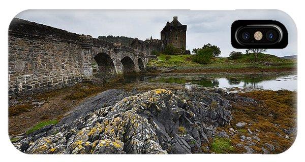 Castle iPhone Case - Eilean Donan Castle by Smart Aviation
