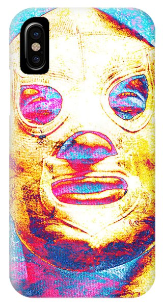 El Santo  IPhone Case
