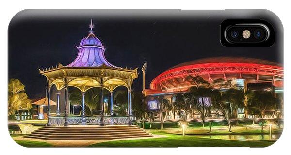 Elder Park Elegance IPhone Case