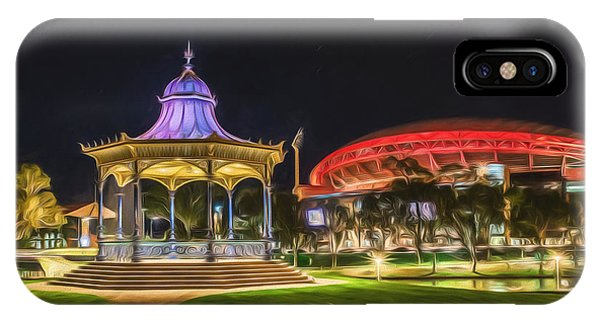 Elder Park Elegance IPhone Case