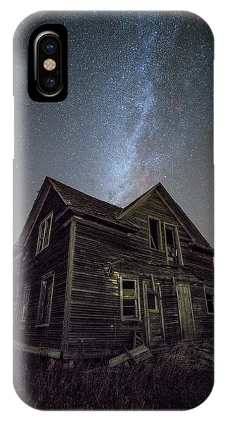 Astro iPhone Case - Epiphany  by Aaron J Groen