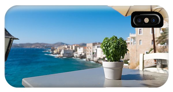 Ermoupoli - Syros / Greece. IPhone Case