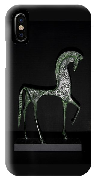 Etruscan Horse IPhone Case
