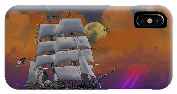 Evening Return For The Elissa IPhone Case