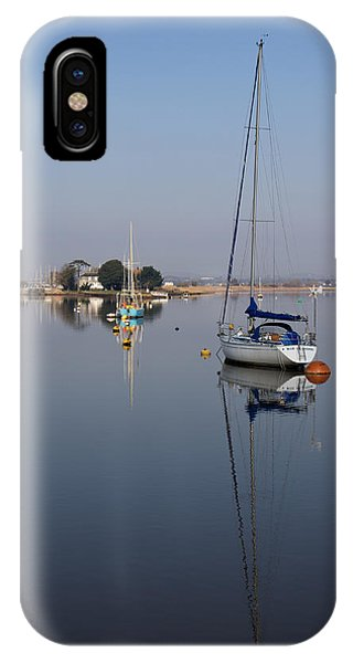 Exe Estuary IPhone Case