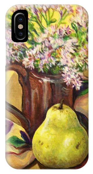 Fall Still Life IPhone Case