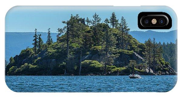 Fannette Island IPhone Case