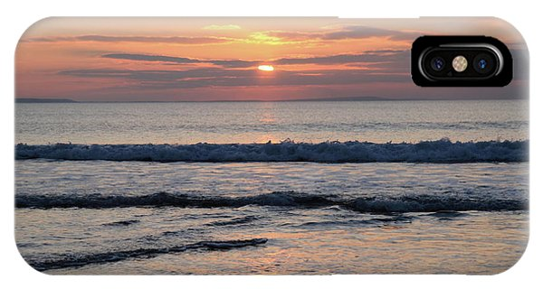 Fanore Sunset 2 IPhone Case