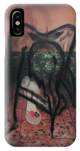 Femenina IPhone Case