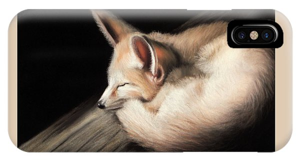 Fennec Fox IPhone Case