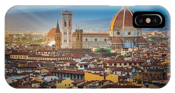 Firenze Duomo IPhone Case